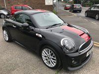 2013 MINI COUPE 2.0 COOPER SD 2d 141 BHP £6495.00