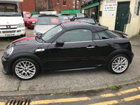 USED 2013 13 MINI COUPE 2.0 COOPER SD 2d 141 BHP