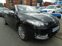 USED 2014 14 RENAULT MEGANE 1.6 GT LINE TOMTOM ENERGY DCI S/S 2d 130 BHP ONLY 34,000 MILES!