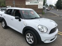 2011 MINI COUNTRYMAN 1.6 ONE D 5d 90 BHP £SOLD