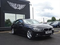 USED 2013 62 BMW 3 SERIES 2.0 320I XDRIVE SE 4d 181 BHP MOT AND SERVICE AND WARRANTY INCLUDED