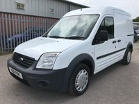 USED 2011 11 FORD TRANSIT CONNECT T230 90PS LWB H/R FACELIFT **NO VAT**