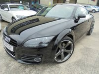 USED 2013 13 AUDI TT 2.0 TDI QUATTRO SPORT 2d 168 BHP Excellent Condition, No Deposit Finance Available, Part Exchange Welcomed
