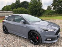 USED 2017 66 FORD FOCUS 2.0 ST-3 5d 247 BHP