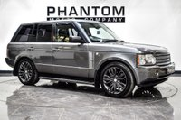 USED 2009 09 LAND ROVER RANGE ROVER 3.6 TDV8 WESTMINSTER 5d 272 BHP