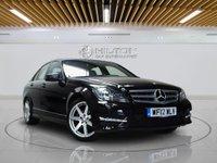 USED 2012 12 MERCEDES-BENZ C CLASS 2.1 C250 CDI BLUEEFFICIENCY SPORT 4d AUTO 202 BHP