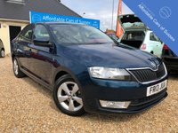USED 2013 13 SKODA RAPID 1.2 SE TSI 5d 85 BHP £30 Tax, Service History, 2 Keys, Met Paint