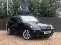 2009 BMW X5 3.0 XDRIVE35D M SPORT 5dr AUTO £11699.00