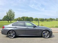 2017 BMW 3 SERIES 3.0 335D XDRIVE M SPORT SHADOW EDITION 4d AUTO 308 BHP £26495.00