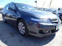 USED 2007 07 HONDA ACCORD 2.2 I-CTDI SPORT VERY GOOD SPEC