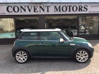 2008 MINI HATCH COOPER 1.6 COOPER S 3d 172 BHP £4990.00