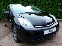 2009 TOYOTA PRIUS 1.5 T3 VVT-I 5d 77 BHP £5500.00