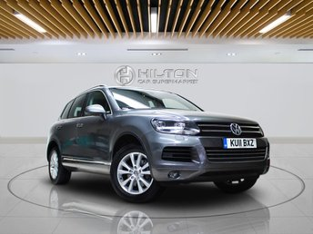 Used Volkswagen Touareg for sale in Leighton Buzzard