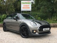 USED 2016 16 MINI CLUBMAN 2.0 COOPER D 5dr Sat Nav, Cruise, 1 Lady Owner