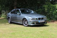 USED 2001 Y BMW 5 SERIES 3.0 530I SPORT 4d AUTO 228 BHP Time Warp Condition, Air Conditioning