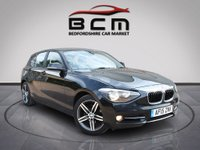 2015 BMW 1 SERIES 2.0 116D SPORT 5d 114 BHP £6985.00