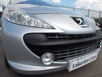USED 2011 11 PEUGEOT 207 1.4 ACTIVE 5d 74 BHP