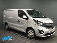USED 2016 16 VAUXHALL VIVARO 1.6 2900 L1H1 CDTI SPORTIVE  * 0% Deposit Finance Available