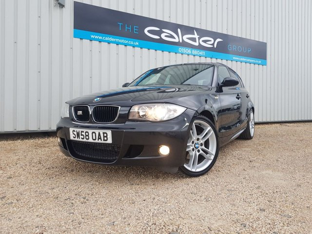 View our BMW 120