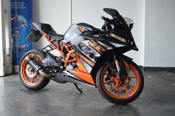 2015 KTM RC 125cc RC 125  £2195.00