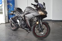 USED 2016 16 YAMAHA YZF-R 321cc YZF R3 ABS  STUNNING BIKE 12 MONTHS MOT AND FULLY SERVICED