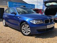 2009 BMW 1 SERIES 2.0 116D ES 3d 114 BHP £4695.00