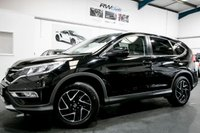 USED 2017 17 HONDA CR-V 1.6 I-DTEC SE PLUS 5d 118 BHP