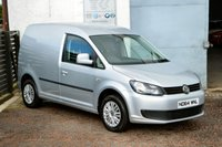 USED 2015 64 VOLKSWAGEN CADDY 1.6 C20 TDI TRENDLINE 102 PDC BLUETOOTH 1 OWNER 6 MONTHS RAC WARRANTY FREE + 12 MONTHS ROAD SIDE RECOVERY!