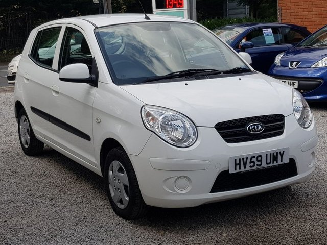 KIA PICANTO at My First Car
