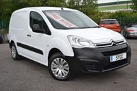 2016 CITROEN BERLINGO 1.6 625 ENTERPRISE L1 HDI 5d 74 BHP ~ AIR CON ~ NAV £5799.00