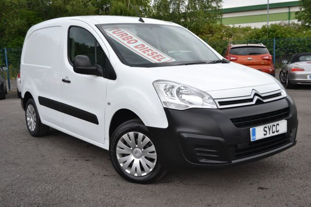 USED 2016 Y CITROEN BERLINGO 1.6 625 ENTERPRISE L1 HDI 5d 74 BHP ~ AIR CON ~ NAV AIR CON ~ SAT NAV ~ BLUETOOTH ~ MEDIA ~ SECURITY LOCKS