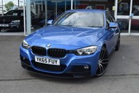 USED 2015 65 BMW 3 SERIES 3.0 340I M SPORT 4d AUTO 322 BHP FINANCE TODAY WITH NO DEPOSIT