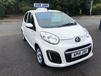 USED 2014 14 CITROEN C1 1.0 EDITION 5d 67 BHP Buy with confidence from a garage that has been established  for 26 years.