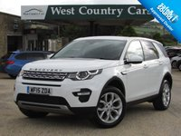 USED 2015 15 LAND ROVER DISCOVERY SPORT 2.2 SD4 HSE 5d 190 BHP Excellent Condition Throughout