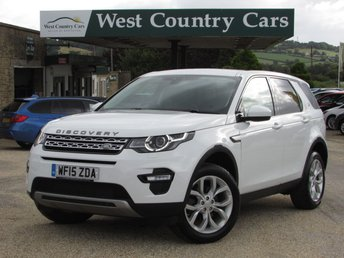 2015 LAND ROVER DISCOVERY SPORT 2.2 SD4 HSE 5d 190 BHP £18000.00