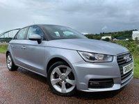 2015 AUDI A1 1.6 SPORTBACK TDI SPORT 5d 114 BHP £9990.00
