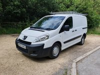 2012 PEUGEOT EXPERT 1.6L HDI 1000 SWB 90BHP LOW MILES 3 SEATS TWIN SIDE LOAD DOORS £SOLD
