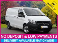 USED 2017 66 MERCEDES-BENZ VITO 111 CDI 1.6 EURO 6 COMPACT 2.8 T PANEL VAN 6DR EURO 6 ENGINE TWIN SIDE DOORS BLUETOOTH PHONE