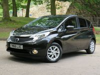 USED 2017 66 NISSAN NOTE 1.2 ACENTA 5d 80 BHP