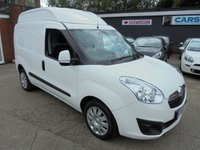 USED 2015 64 VAUXHALL COMBO 1.6 2300 L1H2 CDTI S/S SPORTIVE 5d 105 BHP