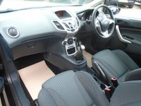 USED 2010 60 FORD FIESTA 1.6 ZETEC S 3d 118 BHP GUARANTEED TO BEAT ANY 'WE BUY ANY CAR' VALUATION ON YOUR PART EXCHANGE