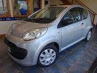 USED 2006 56 CITROEN C1 1.0 VIBE 3d 68 BHP £20 A YEAR ROAD TAX 68 MPG!!