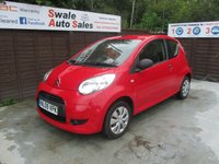 USED 2009 09 CITROEN C1 1.0 VT 3d 68 BHP FINANCE AVAILABLE FROM £18 PER WEEK OVER THREE YEARS - SEE FINANCE LINK FOR DETAILS