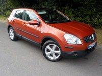 2007 NISSAN QASHQAI 2.0 TEKNA DCI 4WD 5d 148 BHP £4995.00