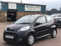 USED 2014 14 PEUGEOT 107 1.0 ACTIVE 3d 68 BHP Just came into stock more photos and video coming soon ! Part exchange welcome, we are open 7 days a week 01536 402161