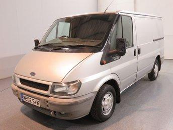 2002 FORD TRANSIT 2.0 280S 100 BHP L1 H1 SWB NO VAT £1650.00