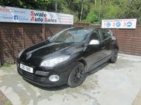 USED 2011 11 RENAULT MEGANE 1.6 BIZU 5d 100 BHP FINANCE AVAILABLE FROM £32 PER WEEK OVER TWO YEARS - SEE FINANCE LINK FOR DETAILS