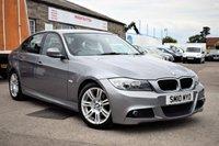 2010 BMW 3 SERIES 2.0 318I M SPORT 4d 141 BHP £6495.00