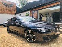 USED 2015 65 BMW 6 SERIES 3.0 640D M SPORT 2d AUTO 309 BHP