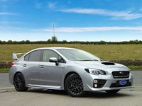 USED 2018 18 SUBARU WRX 2.5 STI TYPE UK 4d 300 BHP LOW MILEAGE, LOVELY EXAMPLE, ONE OWNER